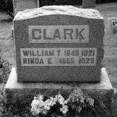 CLARK, WILLIAM T. - Noble County, Ohio | WILLIAM T. CLARK - Ohio Gravestone Photos