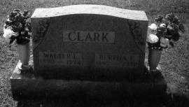 CLARK, WALTER L. - Noble County, Ohio | WALTER L. CLARK - Ohio Gravestone Photos