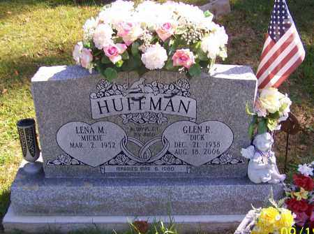 "HUFFMAN, GLEN R.""DICK"" - Noble County, Ohio 