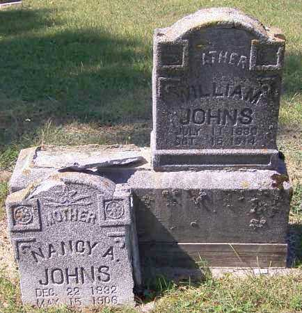 JOHNS, NANCY A. - Noble County, Ohio | NANCY A. JOHNS - Ohio Gravestone Photos