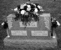 KING, SARA L. - Noble County, Ohio | SARA L. KING - Ohio Gravestone Photos