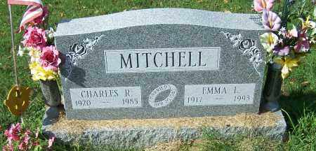 MITCHELL, EMMA L. - Noble County, Ohio | EMMA L. MITCHELL - Ohio Gravestone Photos