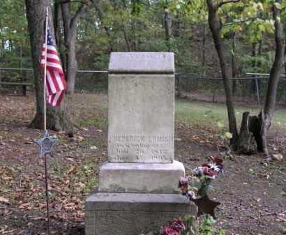 ERMISH, FREDERICK - Ottawa County, Ohio | FREDERICK ERMISH - Ohio Gravestone Photos