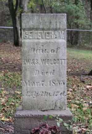 WOLCOTT, GENEVERA V. - Ottawa County, Ohio | GENEVERA V. WOLCOTT - Ohio Gravestone Photos