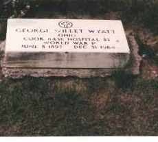 WYATT, GEORGE - Ottawa County, Ohio | GEORGE WYATT - Ohio Gravestone Photos