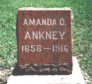 ANKNEY, AMANDA CAROLYN - Paulding County, Ohio | AMANDA CAROLYN ANKNEY - Ohio Gravestone Photos