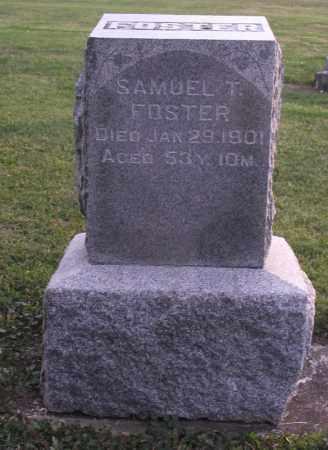 FOSTER, SAMUEL T. - Paulding County, Ohio | SAMUEL T. FOSTER - Ohio Gravestone Photos