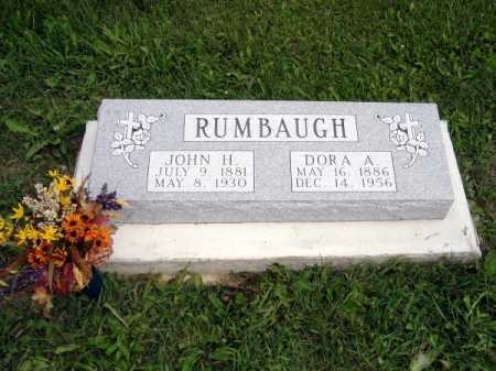 RUMBAUGH, JOHN HENRY - Paulding County, Ohio | JOHN HENRY RUMBAUGH - Ohio Gravestone Photos