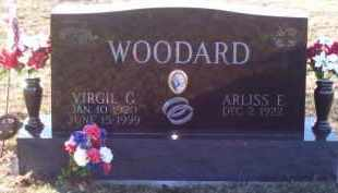 WOODARD, VIRGIL - Paulding County, Ohio | VIRGIL WOODARD - Ohio Gravestone Photos