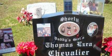 CHEVALIER, TOM - Perry County, Ohio | TOM CHEVALIER - Ohio Gravestone Photos
