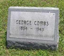 COMBS, GEORGE - Perry County, Ohio | GEORGE COMBS - Ohio Gravestone Photos