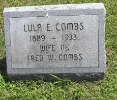 COMBS, LULA E. - Perry County, Ohio | LULA E. COMBS - Ohio Gravestone Photos
