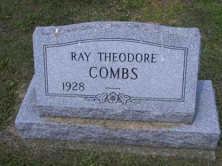 COMBS, RAY - Perry County, Ohio | RAY COMBS - Ohio Gravestone Photos
