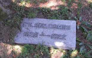 COMBS, WILSON - Perry County, Ohio | WILSON COMBS - Ohio Gravestone Photos