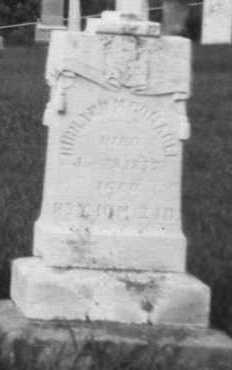 MCGONAGLE, RICHARD - Perry County, Ohio   RICHARD MCGONAGLE - Ohio Gravestone Photos