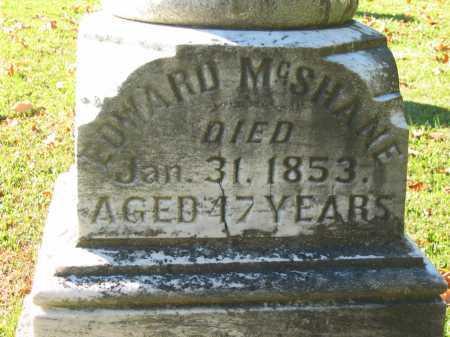 MCSHANE, EDWARD - Perry County, Ohio | EDWARD MCSHANE - Ohio Gravestone Photos