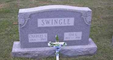 SWINGLE, CHARLES S. - Perry County, Ohio | CHARLES S. SWINGLE - Ohio Gravestone Photos