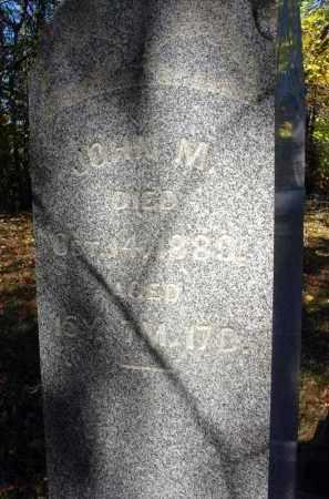 BROBST, JOHN M. - Pickaway County, Ohio | JOHN M. BROBST - Ohio Gravestone Photos
