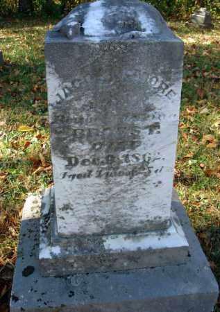 BROBST, JACOB ELMORE - Pickaway County, Ohio | JACOB ELMORE BROBST - Ohio Gravestone Photos