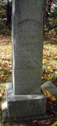 CAVE, FAMSEY - Pickaway County, Ohio | FAMSEY CAVE - Ohio Gravestone Photos