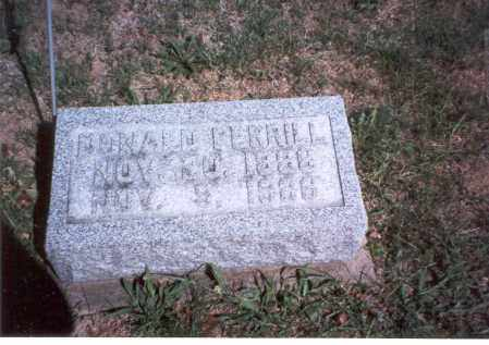 COURTRIGHT, DONALD P. - Pickaway County, Ohio | DONALD P. COURTRIGHT - Ohio Gravestone Photos