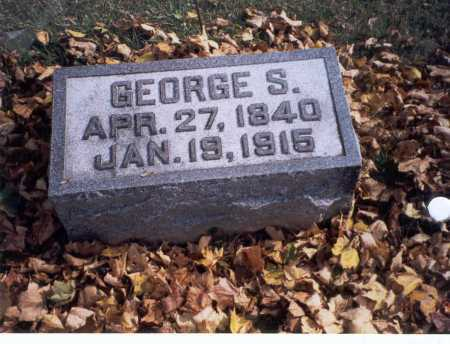 COURTRIGHT, GEORGE S. - Pickaway County, Ohio | GEORGE S. COURTRIGHT - Ohio Gravestone Photos