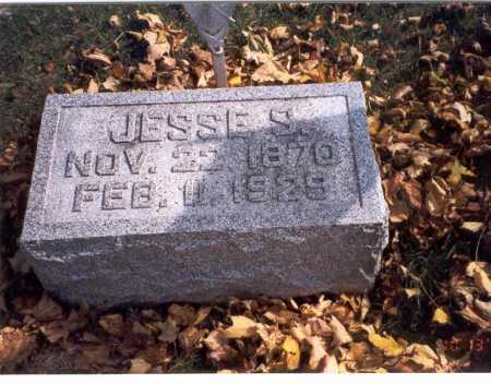 COURTRIGHT, JESSE S. - Pickaway County, Ohio | JESSE S. COURTRIGHT - Ohio Gravestone Photos