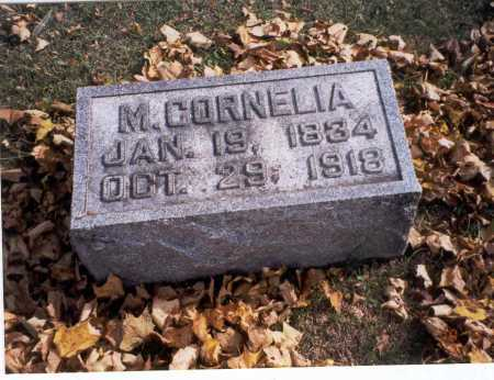 STEVENS COURTRIGHT, M. CORNELIA - Pickaway County, Ohio | M. CORNELIA STEVENS COURTRIGHT - Ohio Gravestone Photos