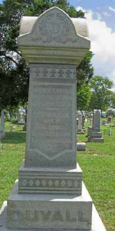 LOVE DUVALL, CYNTHIA ANN - Pickaway County, Ohio | CYNTHIA ANN LOVE DUVALL - Ohio Gravestone Photos