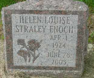 ENOCH, HELEN LOUISE - Pickaway County, Ohio | HELEN LOUISE ENOCH - Ohio Gravestone Photos