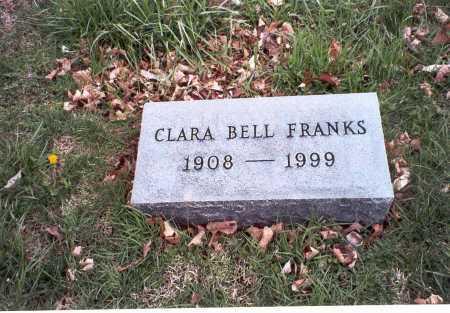 SNYDER FRANKS, CLARA BELL - Pickaway County, Ohio | CLARA BELL SNYDER FRANKS - Ohio Gravestone Photos