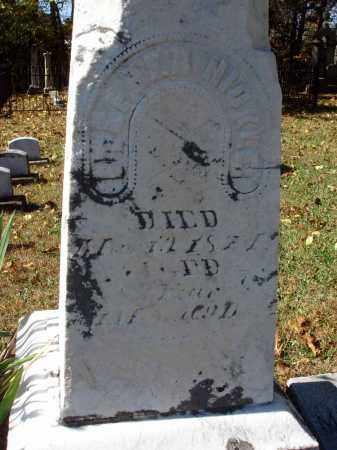 HICKLE, STEPHEN - Pickaway County, Ohio   STEPHEN HICKLE - Ohio Gravestone Photos