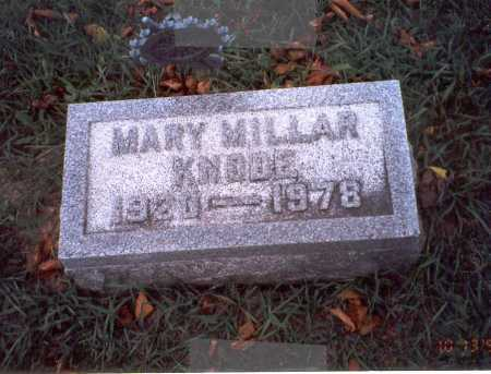 KNODE, MARY - Pickaway County, Ohio | MARY KNODE - Ohio Gravestone Photos
