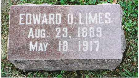 LIMES, EDWARD O. - Pickaway County, Ohio | EDWARD O. LIMES - Ohio Gravestone Photos