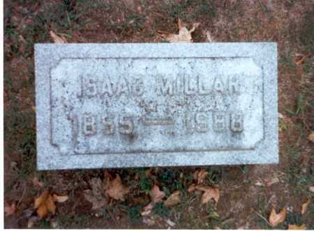 MILLAR, ISAAC - Pickaway County, Ohio | ISAAC MILLAR - Ohio Gravestone Photos