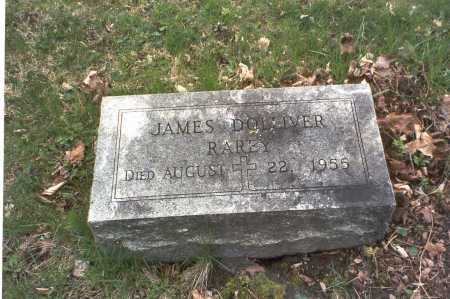 RAREY, JAMES DOLLIVER - Pickaway County, Ohio | JAMES DOLLIVER RAREY - Ohio Gravestone Photos