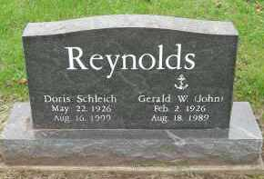 REYNOLDS, GERALD WAYNE - Pickaway County, Ohio | GERALD WAYNE REYNOLDS - Ohio Gravestone Photos
