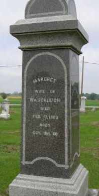 WORK SCHLEICH, MARGARET - Pickaway County, Ohio | MARGARET WORK SCHLEICH - Ohio Gravestone Photos