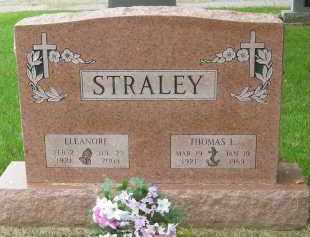 STRALEY, THOMAS LINCOLN - Pickaway County, Ohio | THOMAS LINCOLN STRALEY - Ohio Gravestone Photos