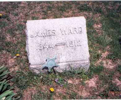 WARD, JAMES - Pickaway County, Ohio | JAMES WARD - Ohio Gravestone Photos