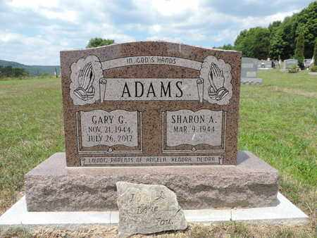 ADAMS, SHARON A. - Pike County, Ohio | SHARON A. ADAMS - Ohio Gravestone Photos