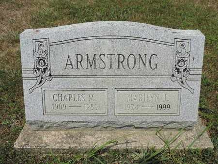 ARMSTRONG, MARILYN J. - Pike County, Ohio | MARILYN J. ARMSTRONG - Ohio Gravestone Photos