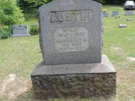 AUSTIN, WYLIE - Pike County, Ohio | WYLIE AUSTIN - Ohio Gravestone Photos