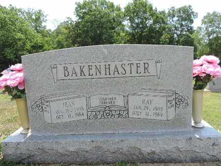 BAKENHASTER, RAY - Pike County, Ohio | RAY BAKENHASTER - Ohio Gravestone Photos