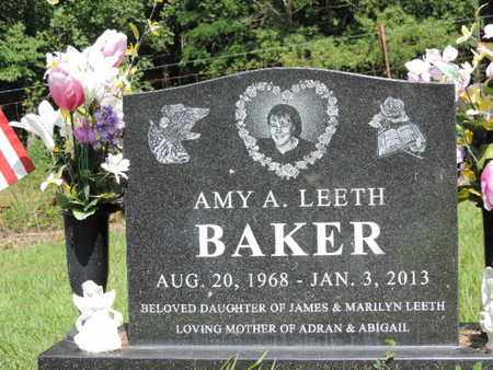 BAKER, AMY A. - Pike County, Ohio | AMY A. BAKER - Ohio Gravestone Photos