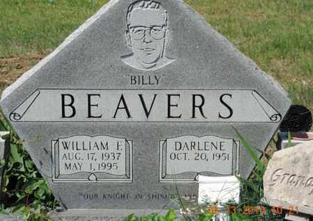 BEAVERS, DARLENE - Pike County, Ohio | DARLENE BEAVERS - Ohio Gravestone Photos