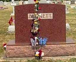 BENNETT, ERNEST 'JIMMIE',  JR. - Pike County, Ohio | ERNEST 'JIMMIE',  JR. BENNETT - Ohio Gravestone Photos