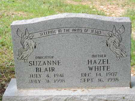 WHITE, HAZEL - Pike County, Ohio | HAZEL WHITE - Ohio Gravestone Photos