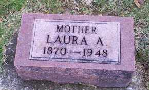 BRAMMER, LAURA A. - Pike County, Ohio | LAURA A. BRAMMER - Ohio Gravestone Photos
