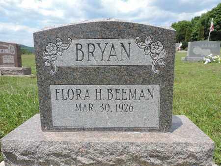 BRYAN, FLORA H. - Pike County, Ohio | FLORA H. BRYAN - Ohio Gravestone Photos